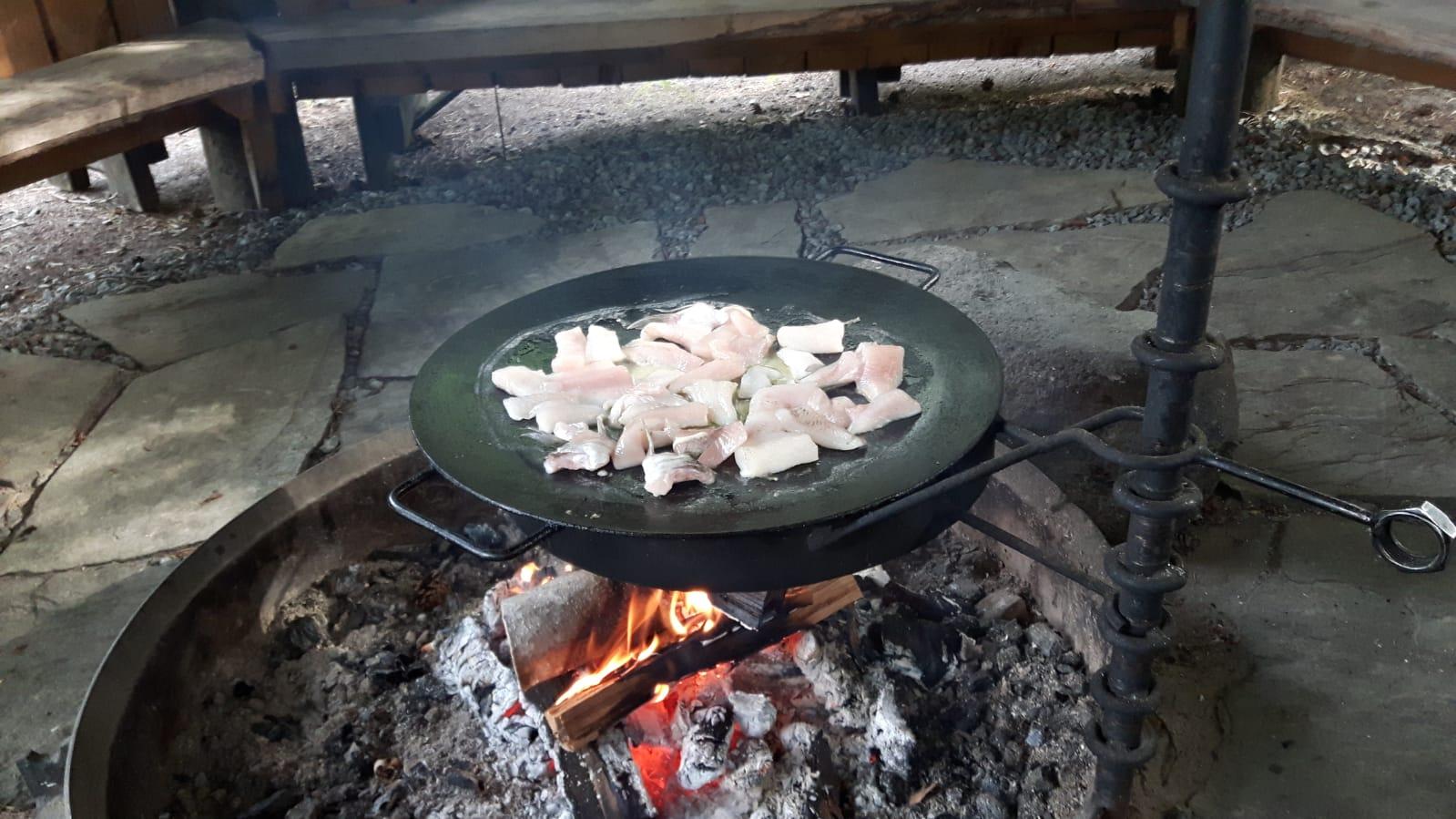 Ahvensalo-grilli
