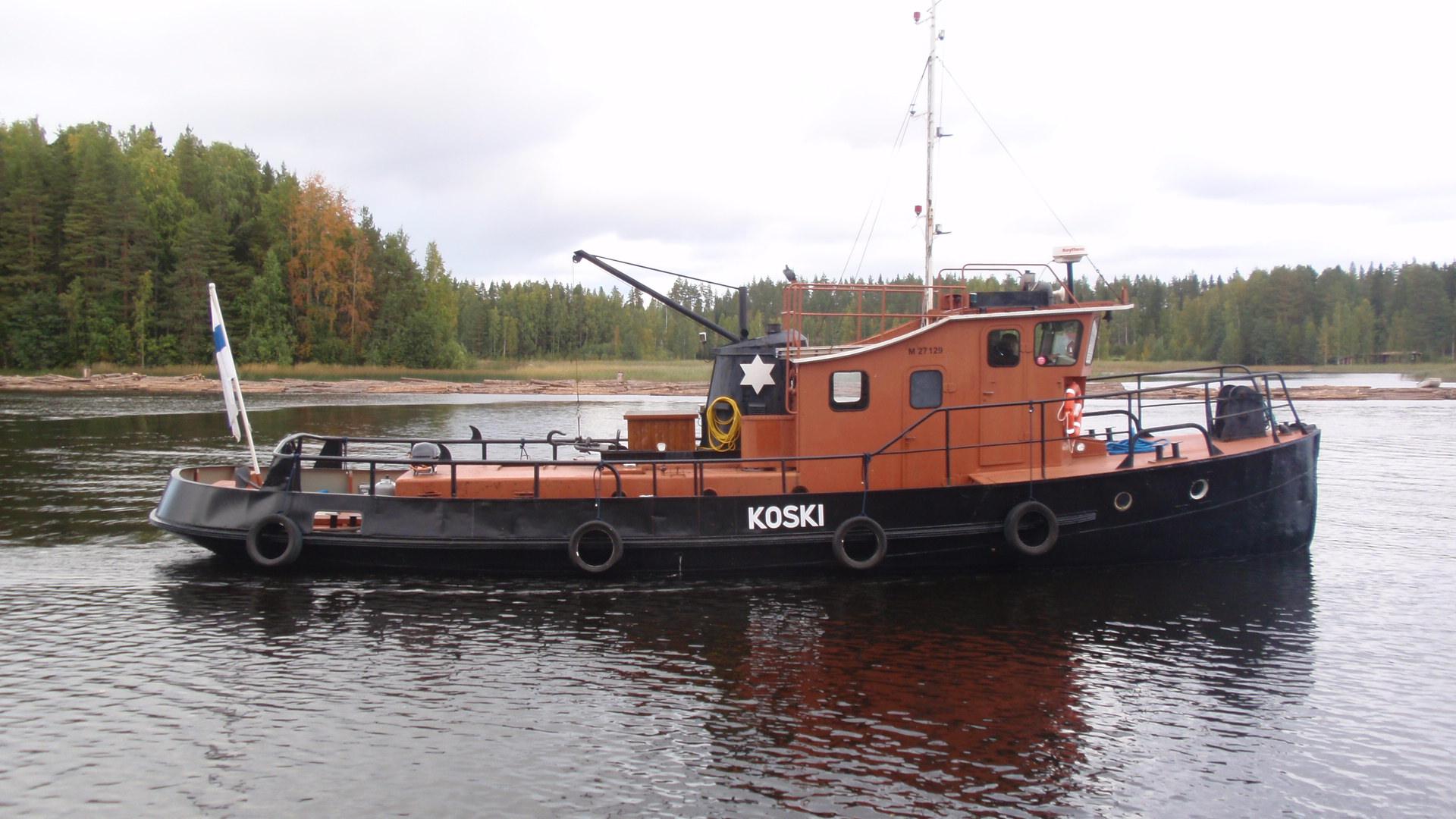 m/s Koski-2