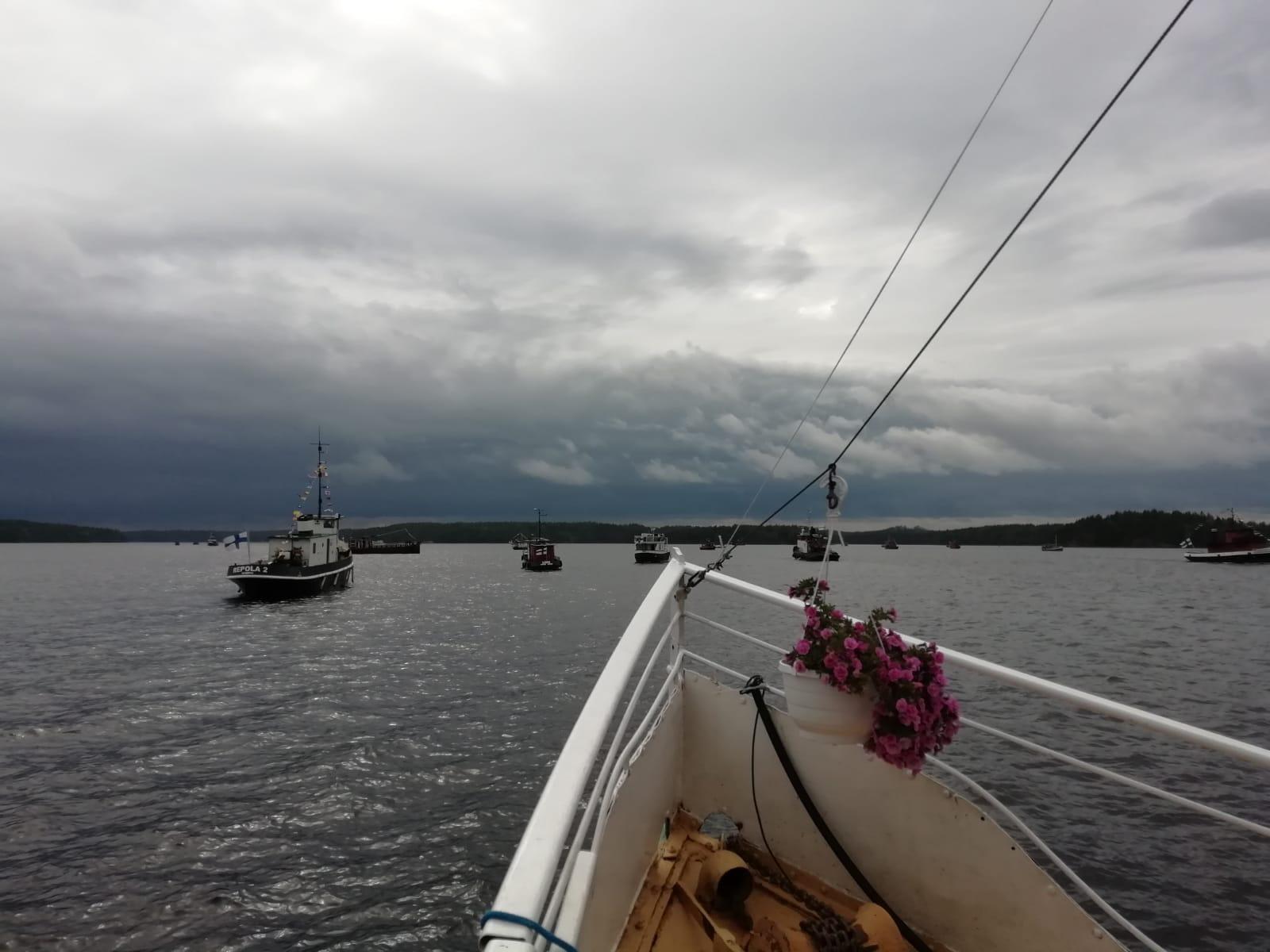 Puumala regatta ajo 2